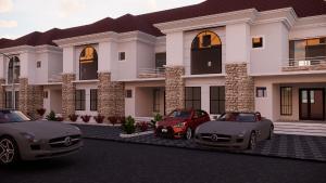 3 bedroom Terraced Duplex House for sale Opposite Kubwa  federal housing Junction Along aso savings Estate  Karsana Abuja