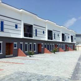 3 bedroom Terraced Duplex House for rent 2nd toll gate Chevron chevron Lekki Lagos
