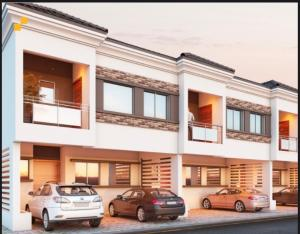 3 bedroom Terraced Duplex House for sale Orchid Road After 2nd Toll Gate Ikota Lekki Lagos