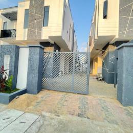 3 bedroom Terraced Duplex for sale By Lekki Second Toll Gate chevron Lekki Lagos