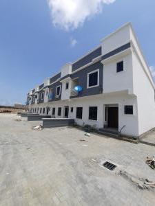 4 bedroom Terraced Duplex House for sale Off Abraham Adesanya Road  Abraham adesanya estate Ajah Lagos