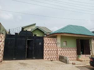 Detached Duplex House for sale Gemade by Gowon estate, egbeda Egbeda Alimosho Lagos