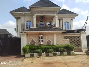 10 bedroom House for sale In an estate at iyana- ipaja close to NYSC camp Iyana Ipaja Ipaja Lagos