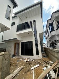 4 bedroom Detached Duplex for sale Ikota Estate Ikota Lekki Lagos