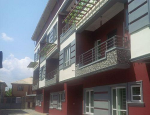 4 bedroom Mini flat Flat / Apartment for rent Canaan Estate, Lekki Lagos State Nigeria  Lekki Phase 1 Lekki Lagos