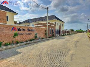4 bedroom Semi Detached Duplex House for sale Metro Homes , by General Paint Bustop before LBS Lekki Gardens estate Ajah Lagos