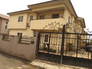 4 bedroom Detached Duplex House for sale Millenuim/UPS Gbagada Lagos