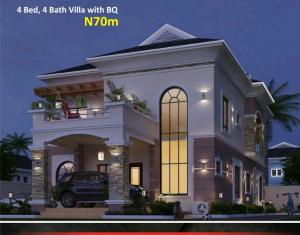 4 bedroom Detached Duplex House for sale Amen Estate Eleko Beach Lekki Express Way Lagos Eleko Ibeju-Lekki Lagos