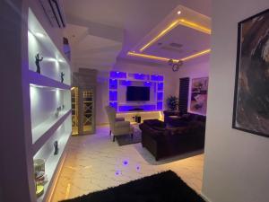 4 bedroom Detached Duplex for shortlet   chevron Lekki Lagos
