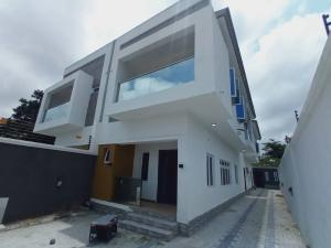 4 bedroom Semi Detached Duplex for rent Beachwood Estate Bogije Ibeju-Lekki Lagos