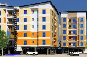 4 bedroom Flat / Apartment for sale Dada Fayemi Street, Off Chief Bamidele Eletu Avenue, By Circle Mall Osapa london Lekki Lagos
