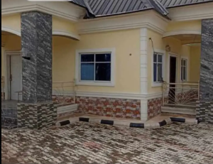 4 bedroom Detached Bungalow House for sale World Bank Owerri Imo