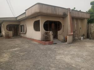 Semi Detached Bungalow House for sale Off Obiwali Road Rumuokwuta Port Harcourt Rivers