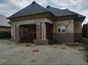3 bedroom Detached Bungalow House for sale Located at Avu Owerri Imo