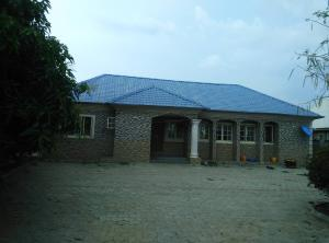 4 bedroom Detached Bungalow House for sale N02, Apama Village, New Nyanya Before Vessel Of Honor Academy . Karu Nassarawa