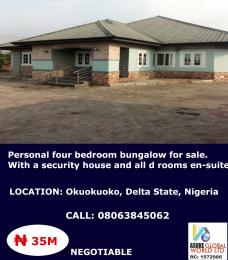 House for sale Okuokoko,delta State Nigeria Warri Delta