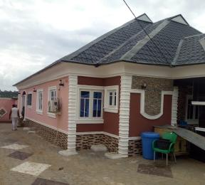 4 bedroom Detached Bungalow House for sale  Upper Alafara, off Ile tuntun immediately after the tarred road Afijio Oyo