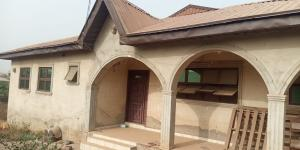 4 bedroom Detached Bungalow House for sale The property is located at Olodo beside International Dynamic Centre / Hollicks school.  Iwo Rd Ibadan Oyo