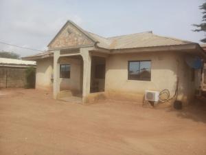 4 bedroom Detached Bungalow House for sale Abule Ojere Via Moshood Abiola Polytechnic, Ojeere Abeokuta Ogun