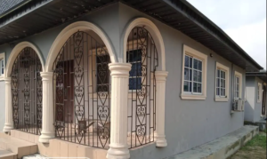 4 bedroom Detached Bungalow House for sale Okuatata Uvwie Delta