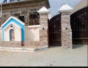4 bedroom Detached Bungalow House for sale Off Angyi Junction, Karu, Nasarawa Karu Nassarawa