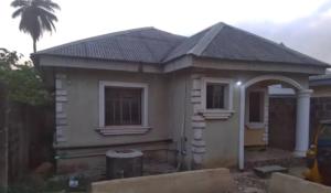 4 bedroom Detached Bungalow House for sale NO 7 ALABA STREET, IFEDAPO ESTATE Ibeshe Ikorodu Lagos