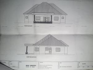 House for sale Plot 176 Millionaires Quarters Opposite Redeem Church Abuja Obi-Nassarawa Abuja