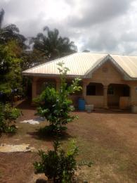 4 bedroom Detached Bungalow House for sale Eden Gbugbu Nsukka Enugu