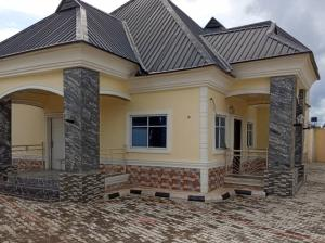 4 bedroom Detached Bungalow House for sale Located off Onitsha Road, Owerri  Owerri Imo
