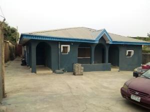 4 bedroom Detached Bungalow for sale Olopomewa Eleyele Ibadan Oyo