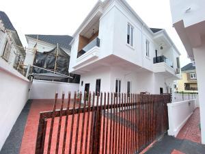 4 bedroom Detached Duplex House for sale A Very Beautiful Estate chevron Lekki Lagos