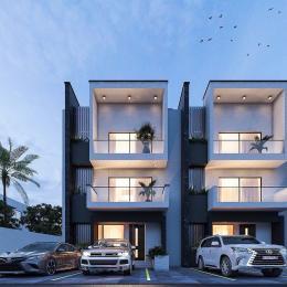 4 bedroom Terraced Duplex House for sale Jabi, adjacent to Jabi mall Jabi Abuja
