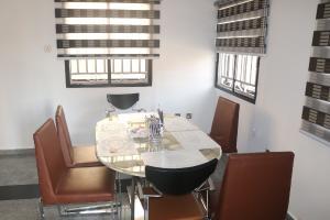 4 bedroom Detached Duplex House for shortlet Crown Estate  Crown Estate Ajah Lagos