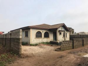 4 bedroom Detached Bungalow House for sale Itele road, very close to Idiagbalumo, Near Otta, Ogun state. Obasanjo Farm Ado Odo/Ota Ogun