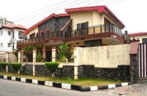 4 bedroom Detached Duplex House for sale Osborne Foreshore Estate Ikoyi Lagos