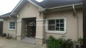 4 bedroom Detached Bungalow House for sale       Eliozu Port Harcourt Rivers