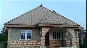 4 bedroom Detached Bungalow House for sale                   Ijebu Ode Ijebu Ogun