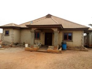 4 bedroom Detached Bungalow House for sale Facing Idiroko Expressway Idiroko Ado Odo/Ota Ogun