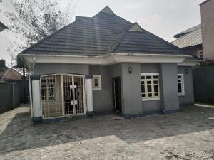 4 bedroom Detached Bungalow House for sale Olive Close besides Matorris Supermarket Eliozu Port Harcourt Rivers