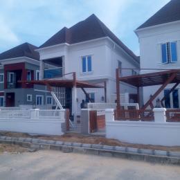 4 bedroom Detached Duplex House for sale Peace Estate Sangotedo Ajah Lagos