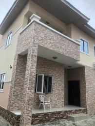 House for sale Sillicon Estate, Off Alpha Beach Road chevron Lekki Lagos