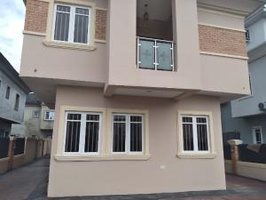 Detached Duplex for sale Diamond Estate, Monastery Road, Behind Shoprite Sangotedo Lagos