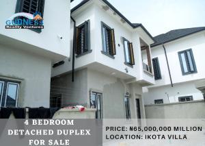 4 bedroom Detached Duplex House for sale Ikota Villa Ikota Lekki Lagos