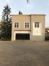 4 bedroom Detached Duplex House for rent Maitama District Maitama Abuja