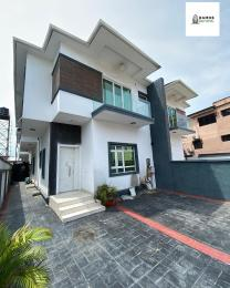4 bedroom Semi Detached Duplex House for rent z Osapa london Lekki Lagos