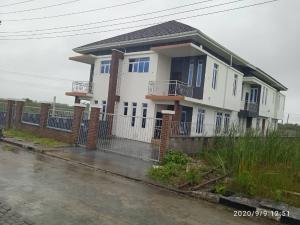 Semi Detached Duplex House for sale Inside the popular Amity Estate,3 Minutes from Novare mall Sangotedo Lagos
