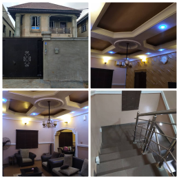 4 bedroom Detached Duplex House for sale Peace estate Ajao Estate Isolo Lagos