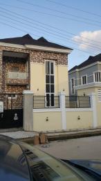 4 bedroom House for sale peninsula garden estate, along lekki-epe expressway Sangotedo Ajah Lagos