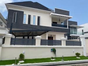 4 bedroom Detached Duplex for sale Secured Estate In Chevron Drive chevron Lekki Lagos