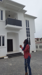 4 bedroom Detached Duplex House for sale Fountain Springville Estate by monastery road Ajah Lagos